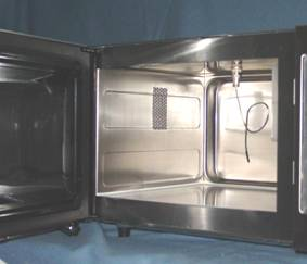 Fully Safety Tested For Microwave Leakage Electrical And Operation