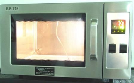 Bp 125 Laboratory Microwave