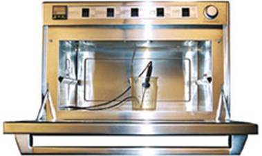 The Bp 210 Microwave Features 2 100 Watts Of Heating And 211 3 200