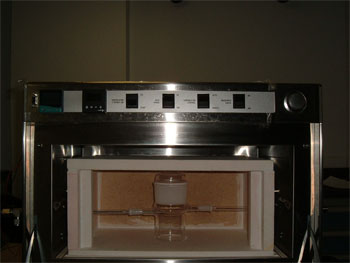 Large Format Microwaves For Materials Research And